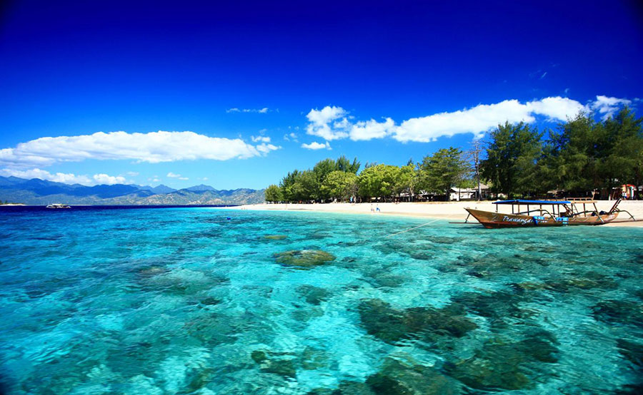 indonesia – 3d2n lombok tour